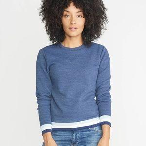 NWT Marine Layer Jenny Crewneck Sweatshirt Size XS